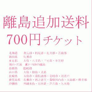 離島追加料金チケット【送料】|kyonenya