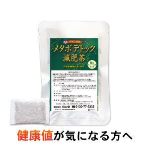 ダイエット/お茶/減肥茶/  メタボデトック減肥茶6日分6包【1家族様1個まで】