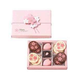 フランス屋製菓  京都ふらんすや 結び桜 | ホワイトデー   チョコレート プレゼント 2020