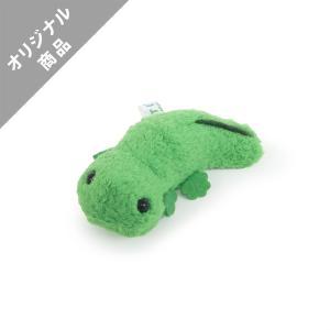 オオサンショウウオマグネット〈グリーン〉|kyoto-aquarium