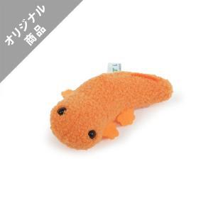 オオサンショウウオマグネット〈オレンジ〉|kyoto-aquarium