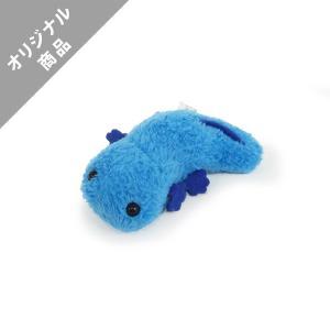 オオサンショウオマグネット〈ブルー〉|kyoto-aquarium