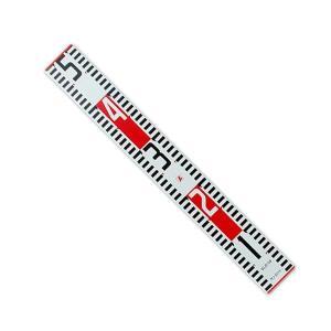 【送料無料】標尺 アルミ製 50cm 巾60mm 76932 kyoto-bestlife