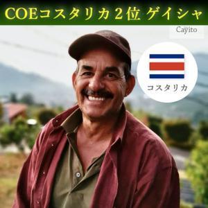 コーヒー豆 コーヒー 珈琲 100g Cup of Excellence コスタリカ2位 ドンカイト ゲイシャ|kyoto-coffee