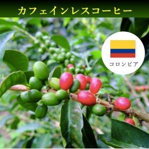 コーヒー豆 コーヒー 珈琲 100g  デカフェ-カフェインレス-  コロンビア サンアグスティン|kyoto-coffee