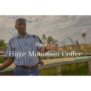 《5月の2割増量豆》コーヒー豆 250g ルワンダ フイエ ...