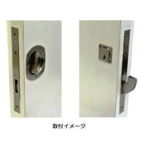 SUGITA ACE 杉田エース シリンダーカマ錠 N-CK 鍵違い 扉厚38mm〜45mm|kyoto-e-jiro|02