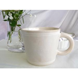 コーヒー紅茶がおいしく飲めるマグカップ 優れもの レンジOK|kyoto-flower