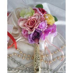 お姫さま手鏡(楽屋ミラー)セレブリティ|kyoto-flower|06