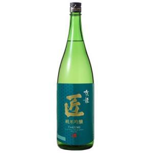 京都 日本酒 京姫酒造  匠 純米吟醸 1800ml