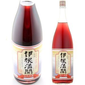 京都 日本酒 向井酒造 伊根満開 古代米 1800ml