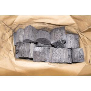 岩手 木炭 切炭 くぬぎ 椚炭 6kgの詳細画像3