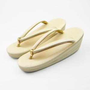 織 重ね草履 M寸|kyoto-itochu