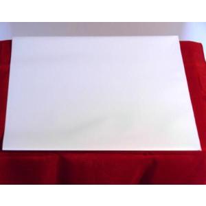 袋(ビニール製)6切用 白 証書ホルダー・写真台紙入れ|kyoto-marutaya