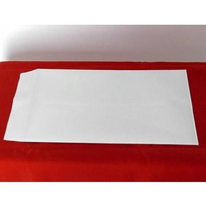 袋(紙製)2L用 白 証書ホルダー・写真台紙入れ|kyoto-marutaya