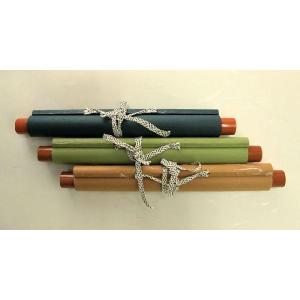 仮巻 八ツ切用 雲龍 5本セット ※3色から選択 壁掛け|kyoto-marutaya