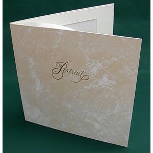 写真台紙 6切スクエア,結婚式,成人式,七五三用,白雲ビニールレザー表紙 両面 中抜きの形2種類有(タテ・楕円)|kyoto-marutaya