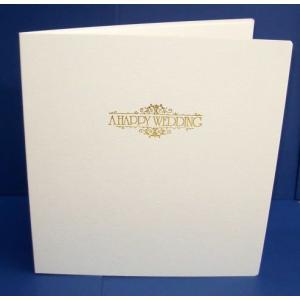 写真台紙3面 6切 スクエア(B5用) 婚礼用(紙製) 白 中抜きの形3種類から選択(タテ・ヨコ・楕円)|kyoto-marutaya