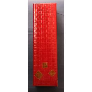 四ツ目文庫 短冊用 白無地の箱入り 箱 入れ物 短冊入れ 小物入れ|kyoto-marutaya