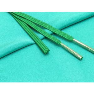 帯締め 帯揚げセット 絹紡平組の帯締めとちりめん生地の帯揚げセット 正絹「緑」HIBJset06|kyoto-muromachi-st