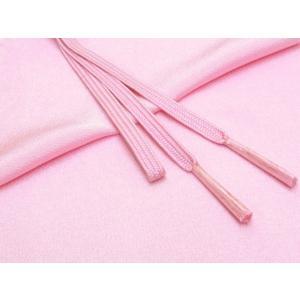 帯締め 帯揚げセット 絹紡平組の帯締めとちりめん生地の帯揚げセット 正絹「ピンク」HIBJset09|kyoto-muromachi-st