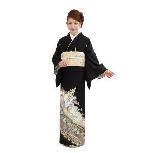 桂由美 留袖 レンタル4329桂由美祝宴の花束(YumiKa...
