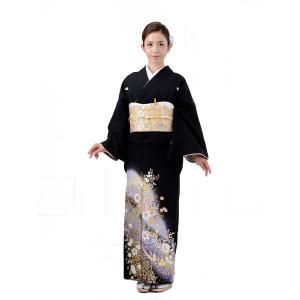桂由美 留袖 レンタル5304桂由美バラ金彩(YumiKat...