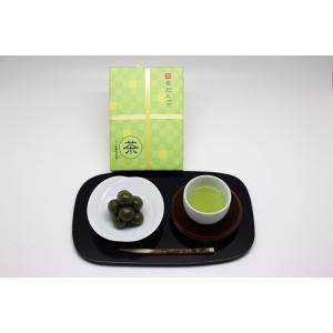 茶だんご(24粒入り)|kyoto-sanshodoogura