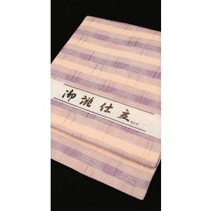 名古屋帯 風通織 すぐ使える 仕立て上がり 名古屋仕立て グラデーション|kyoto-wabitas