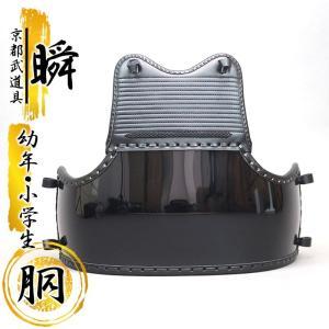 ミシン刺胸ヤマト(樹脂)胴 剣道具 ミシン刺防具 胴単品  232-M01400BS kyotobudougu