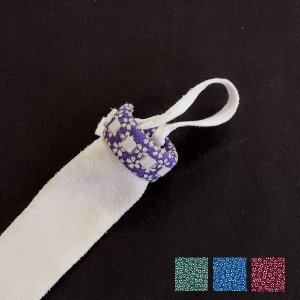 竹刀用 手縫 吟柄小桜 剣道具 竹刀用付属品|kyotobudougu