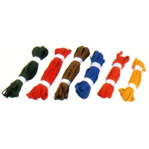カラー面紐(2本組) 剣道具 防具付属用品 面紐|kyotobudougu