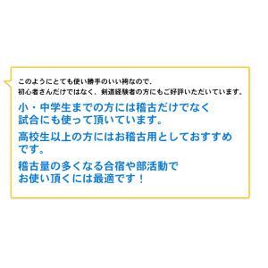 剣道 袴 新特製テトロン剣道袴 剣道 袴 剣道 はかま|kyotobudougu|18