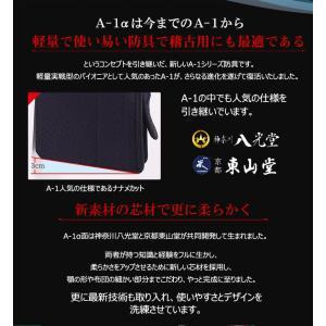 剣道面 A-1αBIOCLEAN(バイオクリーン) 5mm テトニット 面単品 (224-068A/037-SAFETYH[L])|kyotobudougu|02