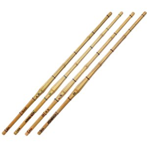 4本セットお勧め新型竹刀37サイズ 女性用|kyotobudougu