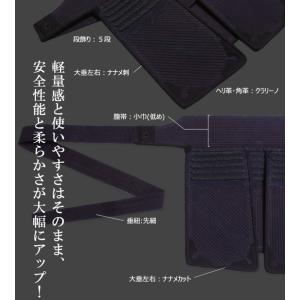 セール中 剣道防具セット A-1α 6mmナナメ刺防具セット|kyotobudougu|06