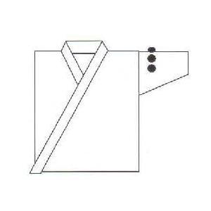 左肩刺繍 3cm×3cm 剣道着 ネーム kyotobudougu