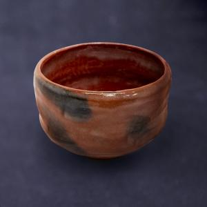 ホワイトデー 卒業祝い 佐々木松楽 抹茶碗 京都 茶道 茶の湯 楽焼 器 陶器 清水焼 京焼|kyotomarche