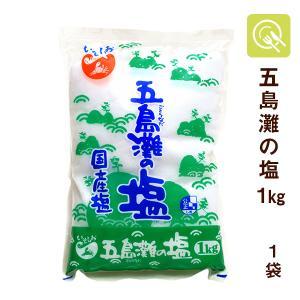 本にがり仕立て 五島灘の塩1kg 製菓材料の関連商品7