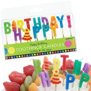 ≪新商品セール≫ ろうそく 誕生日 キャンドル ハッピーバースデー HAPPY BIRTHDAY|kyotorurihinagiku