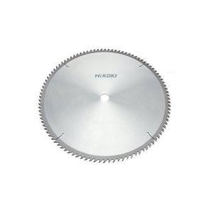 HiKOKI アルミサッシ用チップソー 380mm 刃数100 0030−7858|kyotoyamamura