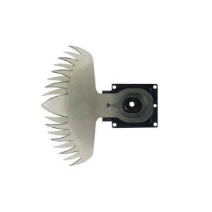 HiKOKI 植木・芝生バリカン用 ブレード 曲線 刈込幅170mm 0033-7060