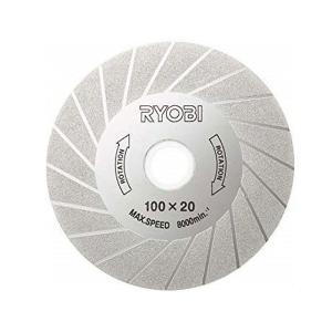 リョービ 刃研ぎグラインダ用 ダイヤモンド砥石 #180 4913112|kyotoyamamura