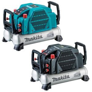 マキタ エアコンプレッサ AC462XL (タンク容量11L)   ■ タンク容量11L ■ 高圧対...