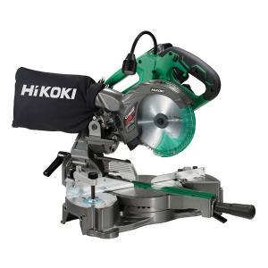 HiKOKI マルチボルト 36V 165mm コードレス卓上スライド丸のこ C3606DRA(NN) 本体のみ|kyotoyamamura