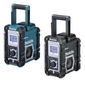 マキタ 充電式ラジオ MR108 「Bluetooth Ver4.0」 ワイドFM対応 (本体のみ)バッテリ・充電器別売|kyotoyamamura