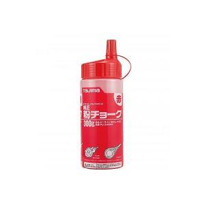 タジマ チョークライン用 粉チョーク 赤 300g PLC2−R300 kyotoyamamura
