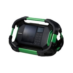 HiKOKI 14.4V/18V コードレスラジオ UR18DSDL(NN) Bluetooth機能搭載 本体のみ|kyotoyamamura