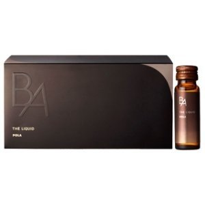 POLA  ポーラ最高峰ブランド「B.A」の美容サプリメント B.A ザ リキッド  20mL×12本  送料無料|kyougenn