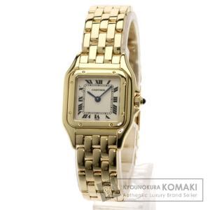 CARTIER カルティエ パンテール SM 腕時計 K18...